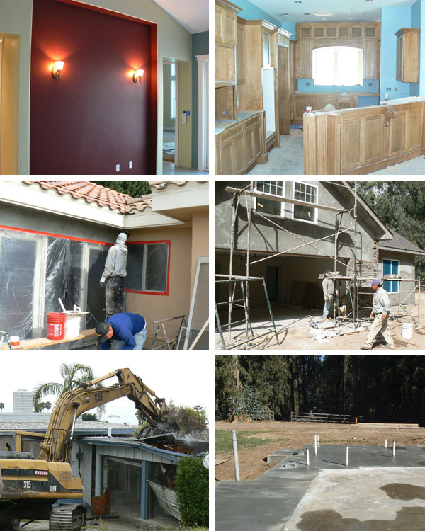 Norholm Builders Collage